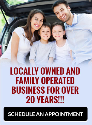 Locally owned and family operated